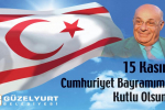 15 Kasım Cumhuriyet Bayramı